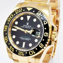 Rolex GMT-Master II 116718LN 2008 pre-owned