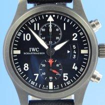 IWC Fliegeruhr Chronograph Top Gun Titan 46mm Schwarz Deutschland, Berlin