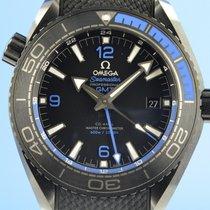 Omega Seamaster Planet Ocean Ceramic 45.5mm Black