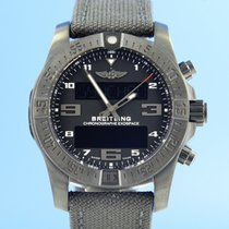 Breitling Exospace B55 Connected VB5510H11B1W1 Sehr gut Titan 46mm Quarz