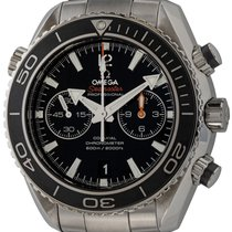 Omega Seamaster Planet Ocean Chronograph Steel 45mm Black United States of America, Texas, Austin