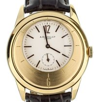 Alfred Dunhill Rose gold 40mm Manual winding pre-owned United States of America, Illinois, BUFFALO GROVE