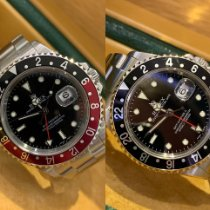 Rolex GMT-Master II Steel 40mm Black No numerals United Kingdom, Carlisle