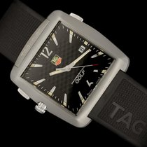 TAG Heuer Professional Golf Watch 36.7mm Black United States of America, Georgia, Suwanee