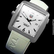 TAG Heuer Professional Golf Watch Titanium 36.7mm White United States of America, Georgia, Suwanee
