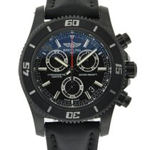 Breitling Superocean Chronograph M2000 Steel Black United States of America, California, Los Angeles