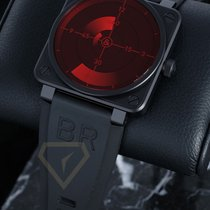 Bell & Ross BR 01-92 BR 01-92 Red Radar new