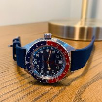 Vostok Very good Steel 40mm Automatic United States of America, Connecticut, Ridgefield