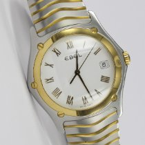 Ebel 1187F41 Gold/Steel Classic 38mm pre-owned