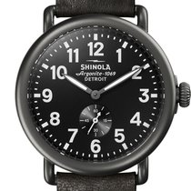 Shinola Steel 41mm Quartz S0120077935 new United States of America, New Jersey, Cherry Hill