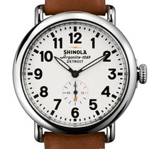 Shinola Steel 41mm Quartz S0110000109 new United States of America, New Jersey, Cherry Hill