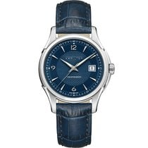 Hamilton Jazzmaster Viewmatic Steel 40mm Blue United States of America, New Jersey, Cherry Hill