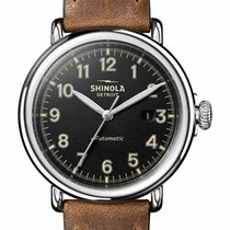 Shinola Steel 45mm Automatic S0120141490 new United States of America, New Jersey, Cherry Hill