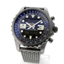 Breitling Chronospace Steel 48mm Black