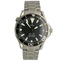 Omega 22545000 Zeljezo 2002 Seamaster Diver 300 M 41mm rabljen