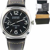 Panerai Radiomir Black Seal Steel 45mm Black Arabic numerals United States of America, New York, Massapequa Park