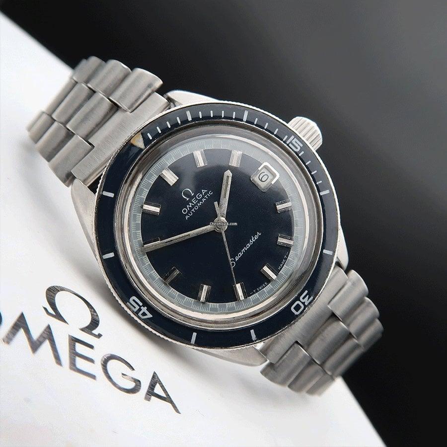 Omega Seamaster 166.062 1969 pre-owned