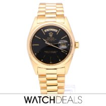 Rolex Day-Date 36 1802 1968 pre-owned