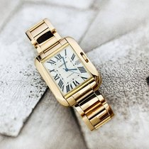 Cartier Tank Anglaise Or rose 47mm Arabes France, Marseille