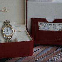 Omega Seamaster Aqua Terra Gold/Steel White United Kingdom, WARRINGTON