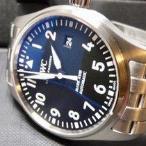 IWC Pilot Mark Steel 40mm Black United States of America, North Carolina, Winston Salem