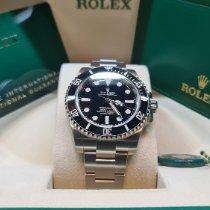 Rolex Submariner (No Date) 114060 2020 nuovo
