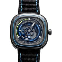 Sevenfriday P3-3 new 2020 Automatic Watch with original box and original papers P3C/03