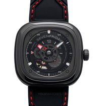 Sevenfriday Steel 47647mm Automatic P3C/02 new