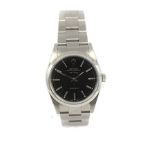 Rolex 14000 Steel 2005 Air King Precision 34mm pre-owned United States of America, New York, New York