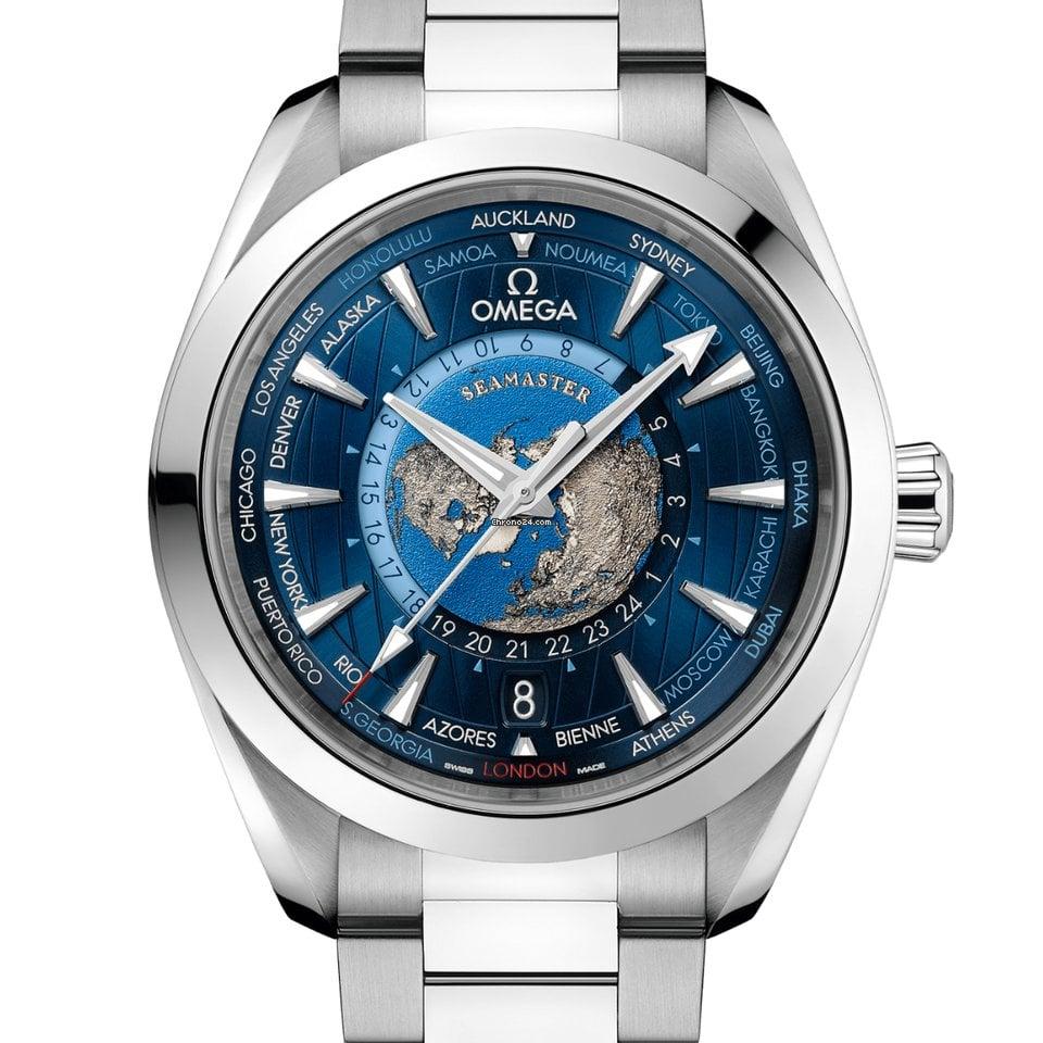 欧米茄 Seamaster Aqua Terra 220.10.43.22.03.001 2020 全新