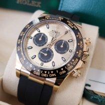 Rolex Daytona Yellow gold 40mm Black No numerals United States of America, New Jersey, Totowa