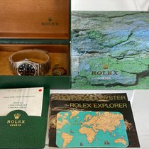 Rolex Explorer Steel 36mm Black Arabic numerals United States of America, Georgia, Atlanta