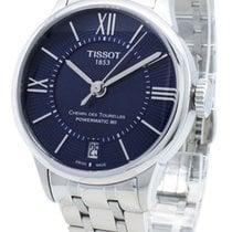 Tissot Chemin de Tourelles new 2020 Automatic Watch with original box and original papers T099.207.11.048.00