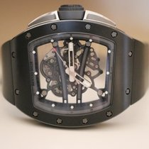 Richard Mille RM 061 Ceramic 50.23mm Transparent No numerals