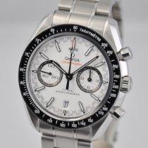 Omega Speedmaster Racing Steel White No numerals United States of America, Ohio, Mason