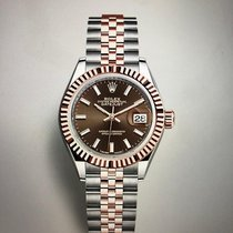 Rolex 279171 Or/Acier 2020 Lady-Datejust 28mm nouveau