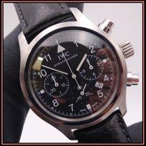 IWC usados Cuarzo 36mm Negro Cristal de zafiro 5 ATM