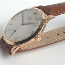 Longines Rose gold 35mm Manual winding 7016 12 pre-owned Canada, Montreal
