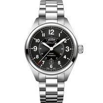 Hamilton Khaki Field Day Date new 2020 Automatic Watch with original box and original papers H70505133