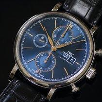 IWC Portofino Chronograph IW391036 2019 pre-owned