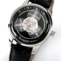 H.I.D. Watch Steel 42mm Automatic B013 – Astronomer (Black Lacquer Dial) new