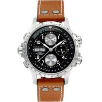 Hamilton Khaki X-Wind H77616533 new