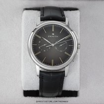 Zenith Elite Chronograph Classic Steel 42mm Grey United States of America, New York, Airmont