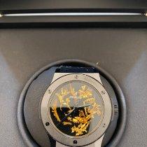 Hublot Classic Fusion 45, 42, 38, 33 mm Keramik 45mm Schwarz Keine Ziffern Deutschland, Rommerskirchen