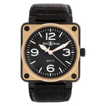 Bell & Ross BR 01-92 Steel 46mm Black Arabic numerals United States of America, Florida, Surfside