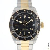 Tudor Black Bay S&G nieuw 2020 Automatisch Horloge met originele doos en originele papieren 79733N