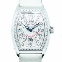 Franck Muller Steel Automatic 8005 L SC pre-owned Singapore, Singapore
