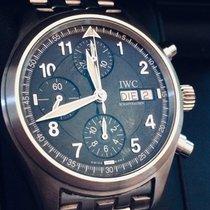 IWC Fliegeruhr Chronograph 40mm Blau Schweiz, Ammerswil
