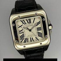 Cartier Santos 100 W20073X8 2006 pre-owned