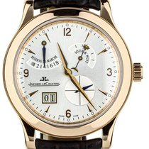 Jaeger-LeCoultre Master Control Date Rose gold 41mm Silver United States of America, Illinois, BUFFALO GROVE